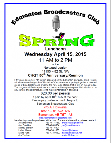 Spring Luncheon2015