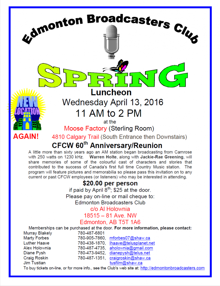 Spring Luncheon2016